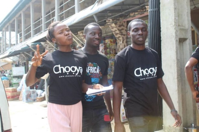 Nigeria's Chooya is Google for organizing and centralizing trade data