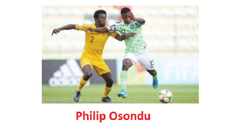 Remembering Philip Osondu