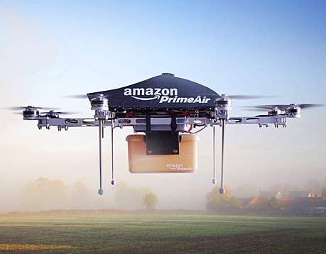 Amazon Gets FAA Approval to Commence Drone Delivery