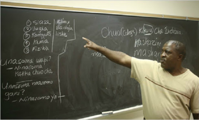 Digitizing African languages -The Business Chain Reactions