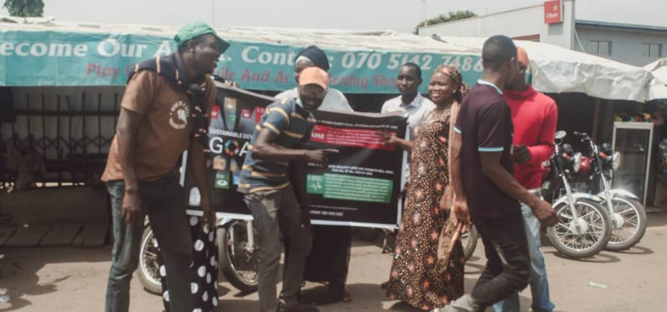 From the Classroom to the Streets: Localizing the SDGs in South West Nigeria
