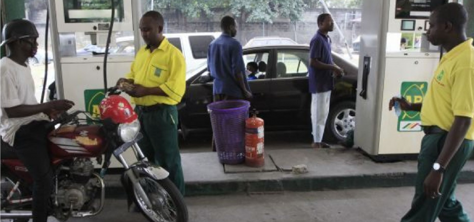 Petrol Price Rises 16% In Nigeria