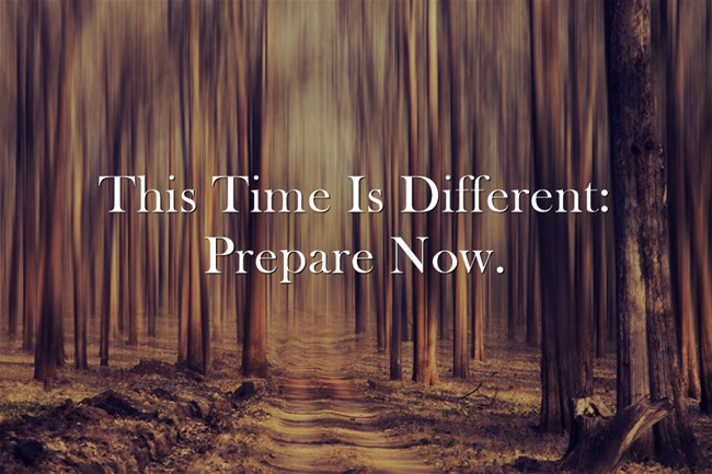 This Time Is Different: Prepare Now (Updated: Quote of GMD, NNPC)