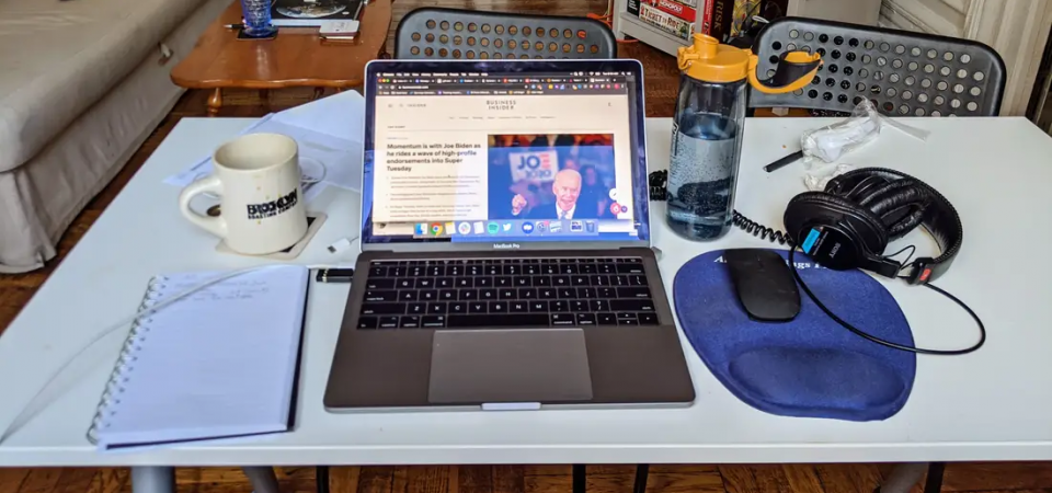 Work from Home and other Measures Tech Companies are Using to Fight COVID-19