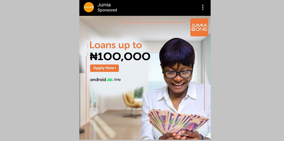 Jumia Evolves – The Personal Lending Company