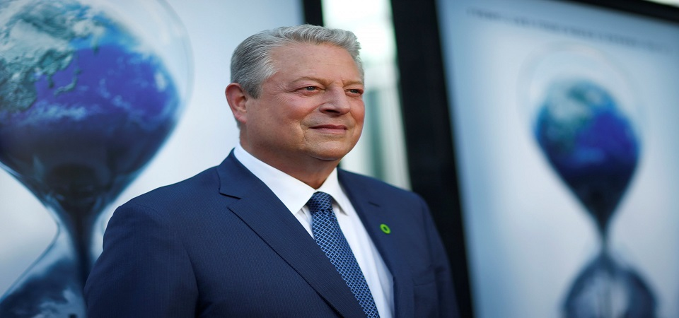 I Spoke With Former U.S. Vice President Al Gore