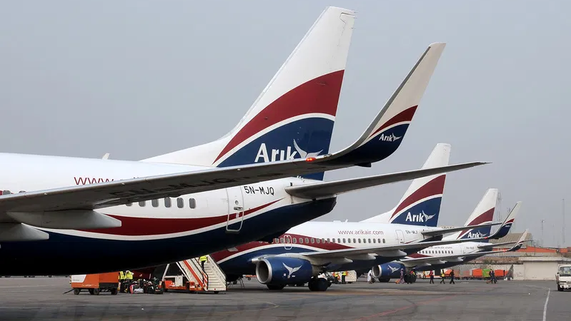 Nigerian Aviation Industry Considers Merger as Government's Bailout Fails