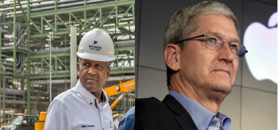 What Unites Dangote Group and Apple Corp on Strategy?