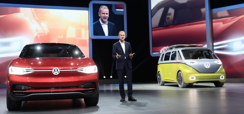 Volkswagen Close to Sealing the Biggest M&A Deal in China's EV  Sector