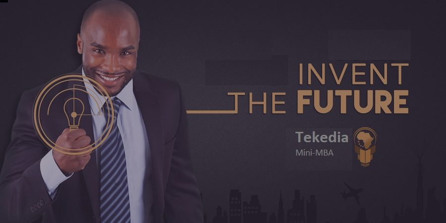 INNOVATE. LEAD. ADVANCE. Register for Tekedia Mini-MBA
