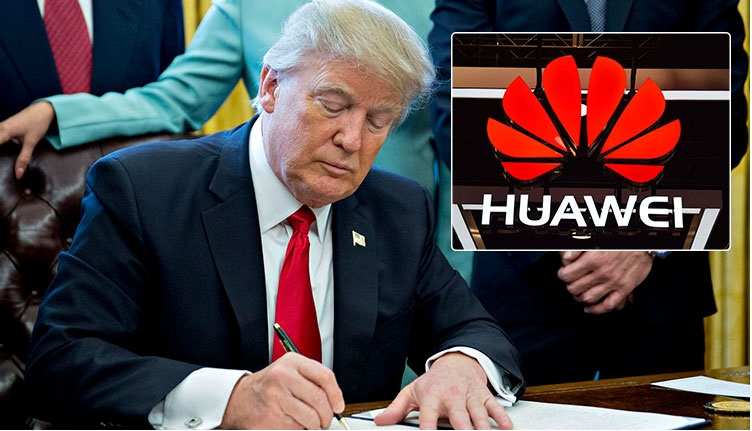 The Trump's Huawei Attack and China's Options