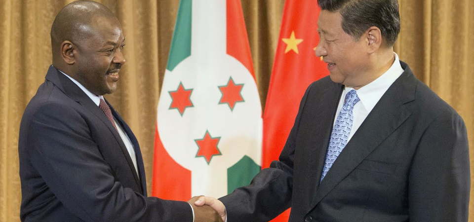 Status On China-Burundi Cooperation During A Pandemic