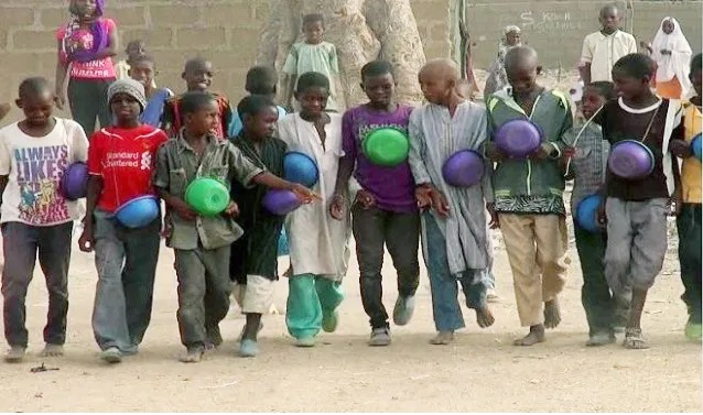 On the Massive Migration of Almajiris to South-East and South-South Nigeria