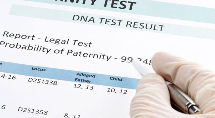 Damaging Effects of Paternity Tests