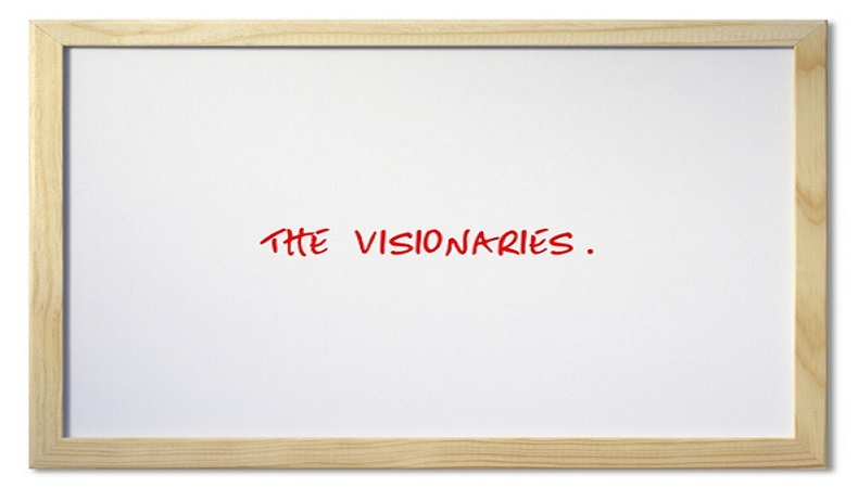 Great Innovators Are Visionaries