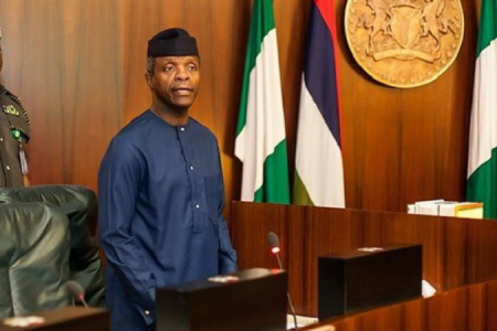 Cryptocurrency Should be Regulated in Nigeria, not Prohibited – Osinbajo
