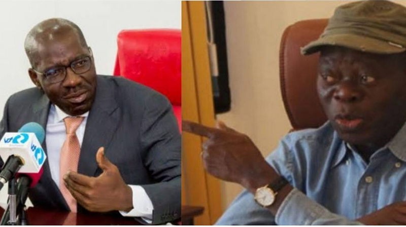 APC Disqualifies Governor Godwin Obaseki for Edo Governorship Election