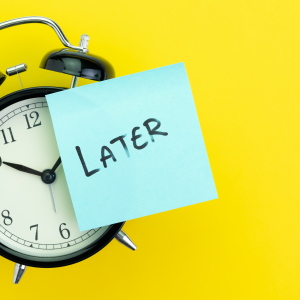 Procrastination As A Bane To Wealth Creation