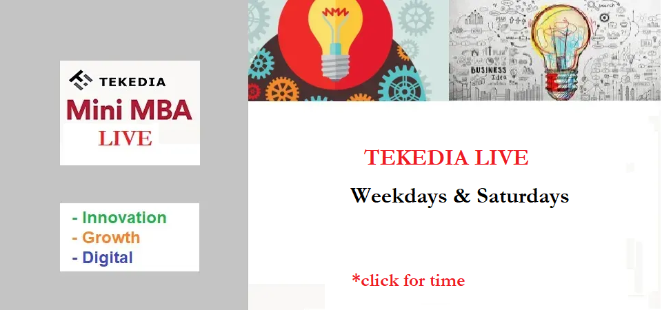 Tekedia Live Tomorrow Will Focus on Facebook Shop, Fintech and Ecommerce