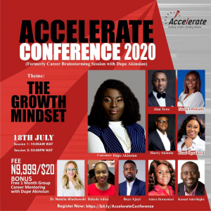 Attend Accelerate Conference 2020