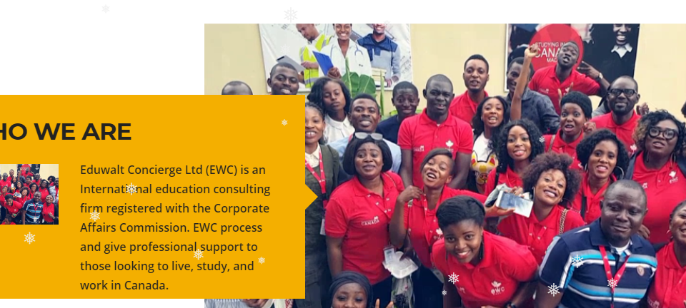 OPEN LETTER: How Eduwalt Concierge, an agency facilitating Students' movement to Canada, collected N200,000 without providing agreed Service