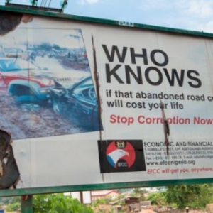 Fighting Corruption in Nigeria: Questions of Trust and Confidence