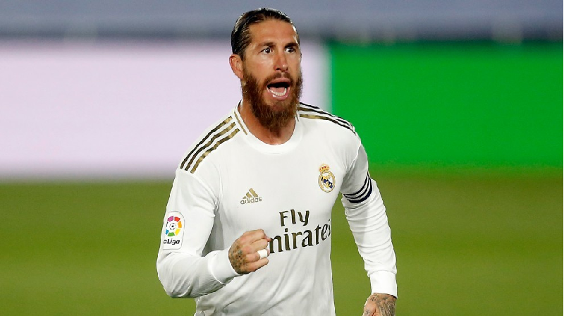 Sergio Ramos: Leading Madrid from Center-Back in the Absence of Ronaldo
