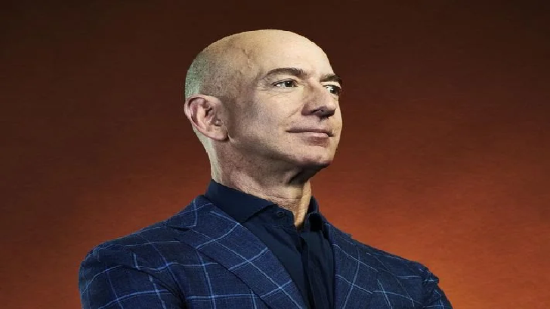 Jeff, Son of Bezos, in the Year of Ecommerce