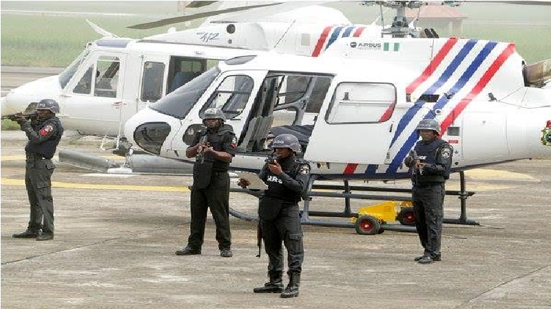 The Lagos State's Missing Helicopters