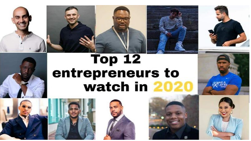 """Samuel Ajiboyede, CEO of Zido, Makes Yahoo's """"Top 12 Entrepreneurs to watch in 2020"""""""