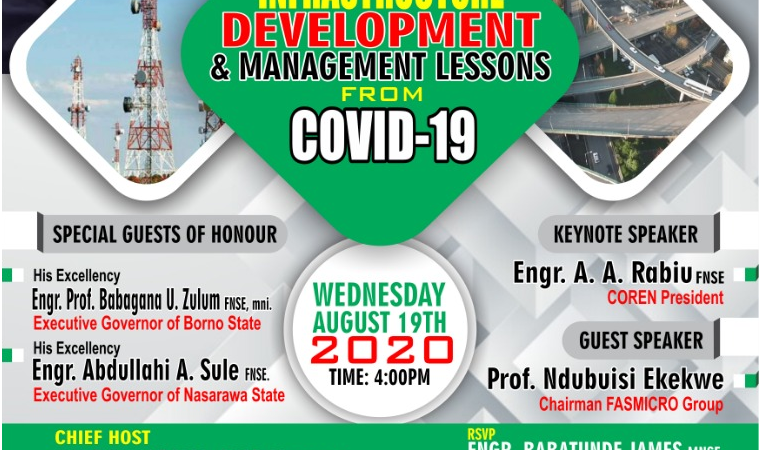Join Ndubuisi Ekekwe And Governors of Borno and Nasarawa States for NSE Presidential Lecture