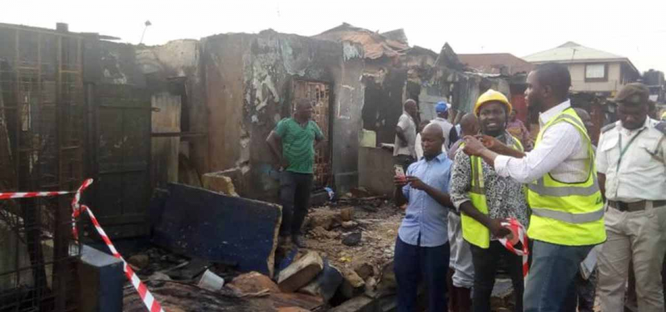 A Call on the Lagos State Government to Probe the Distribution of Abule-Ado Gas Explosion Relief Materials and Funds