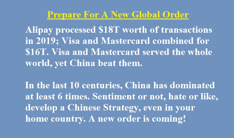 Prepare Your Chinese Strategy Even In Your Home Nation