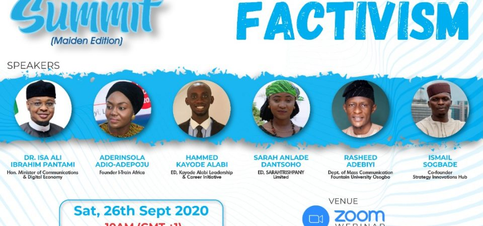 Isa Pantami, other Development Advocates to Speak at NASFAT Maiden Youth SDG Summit