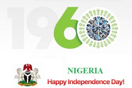 Nigeria, Happy 60th Independence