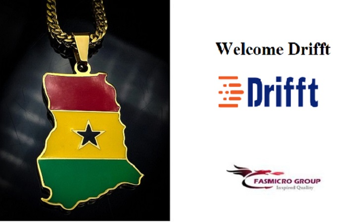 Fasmicro Group Takes Position on Drifft Technologies Ghana