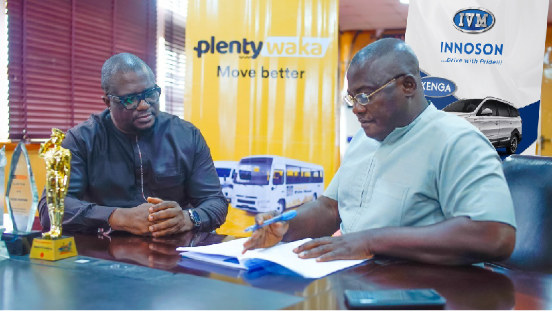 Plentywaka Partners with Innoson to Extend Services to Southeast Nigeria