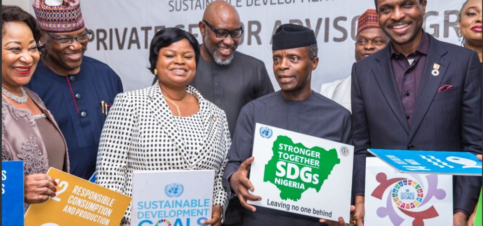 The Place of Faith-Based Organizations in the Attainment of the SDGs in Nigeria