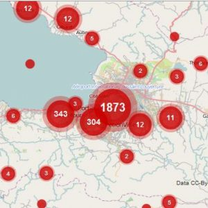 Running out of funds, the Ushahidi team will be shutting down Crowdmap