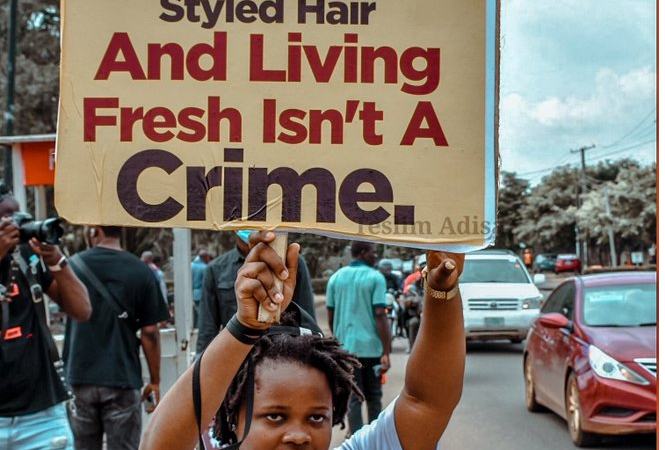 #EndSARS: Nigeria's Generation Z, The Force Defying The Anti-protest Norm