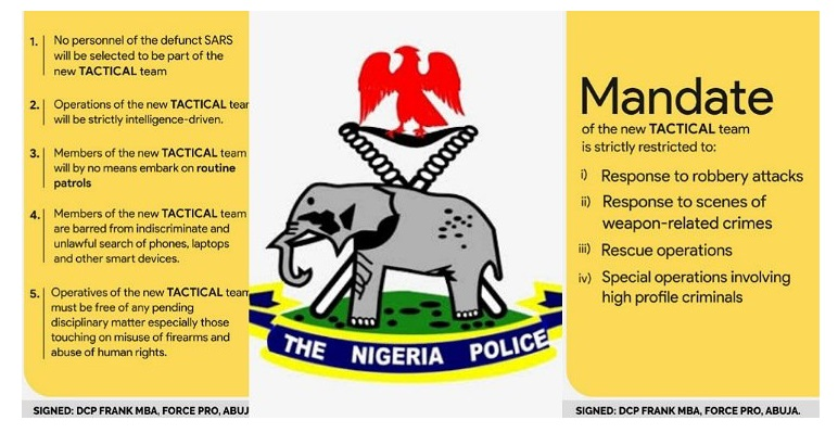 The Mandate of SWAT Nigeria And Our Policing Predictions