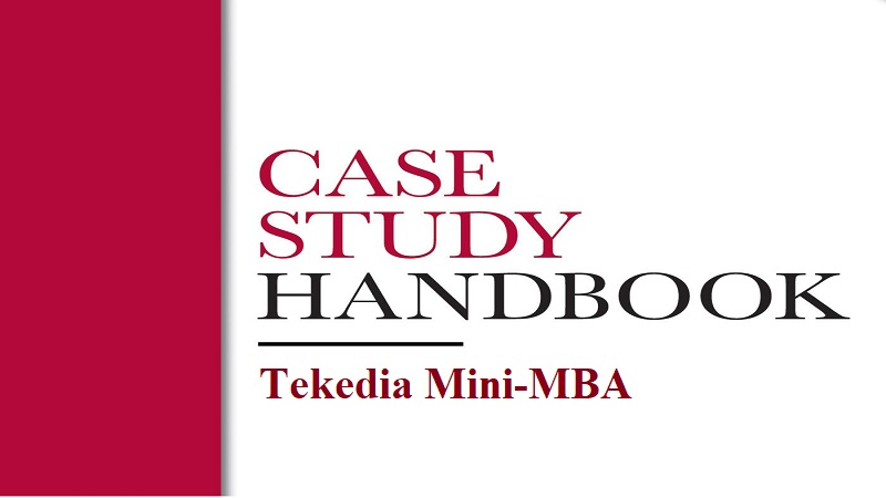 Help Write Business Case Studies, Concept Notes, Investment Briefs for Tekedia Mini-MBA