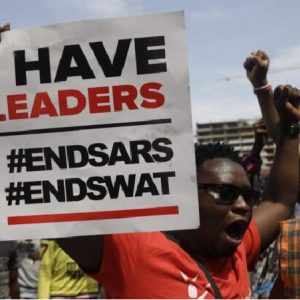#EndSARS Protest: Is Nigeria About to be Born Again?