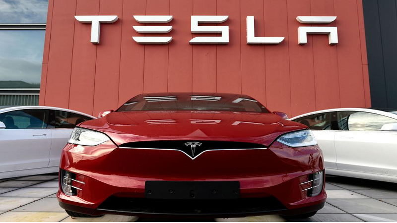 Tesla Becomes the 5th Most Valuable Company in S&P 500 with Over $800b in Market Cap