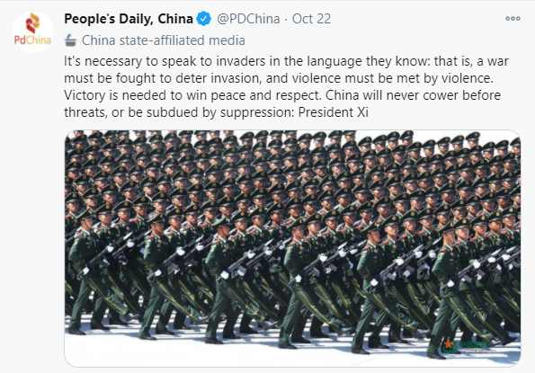 The President Xi Jinping's Tough Words – Update Your Supply Chain Risk