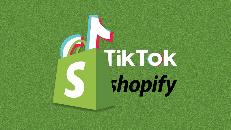 Shopify Partners with TikTok to Entice Younger Generation Merchants