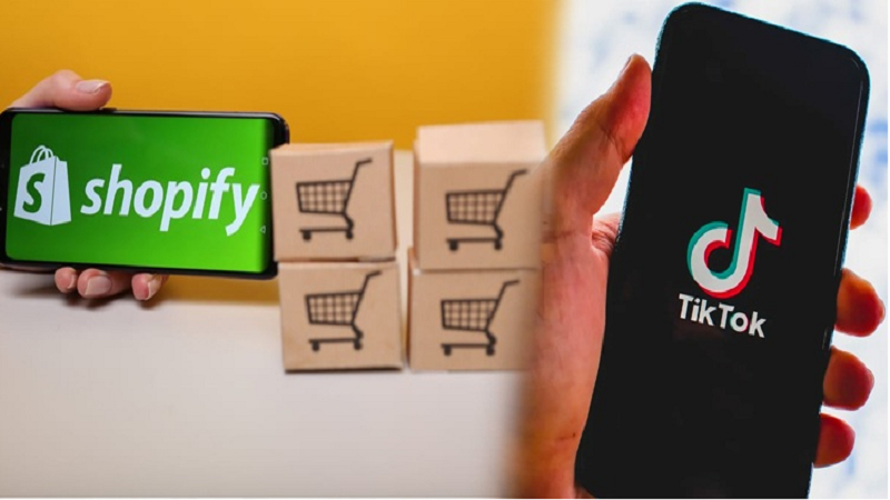 Shopify Partners TikTok As It Looks for Demand