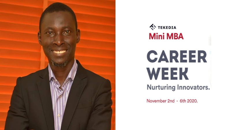 A Medical Doctor To Speak In Tekedia Career Week