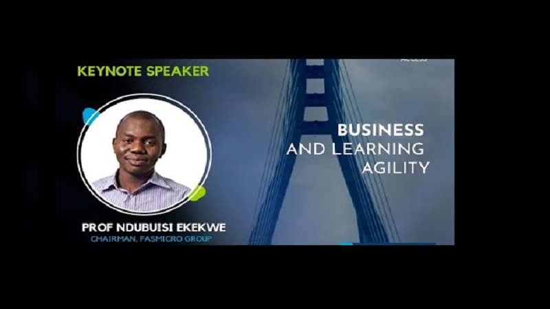 CTD 2020 Keynote – Business and Learning Agility by Professor Ndubuisi Ekekwe [Video]