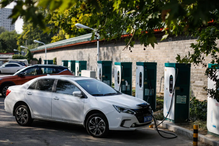 Tencent Partners China's Geely to Develop Smart Electric Vehicles